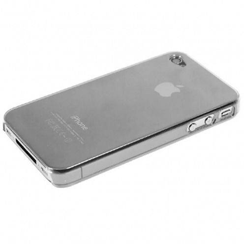 Coque Crystal iPhone 4S / 4 Transparente