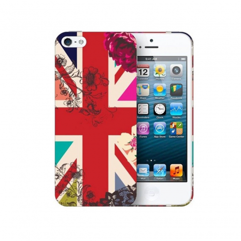 Coque vintage pour iPhone 5 - 5S Accessorize® Union Jack