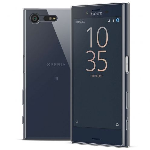 Coque Sony Xperia X Compact/Mini Extra Fine Souple Gel Crystal Clear