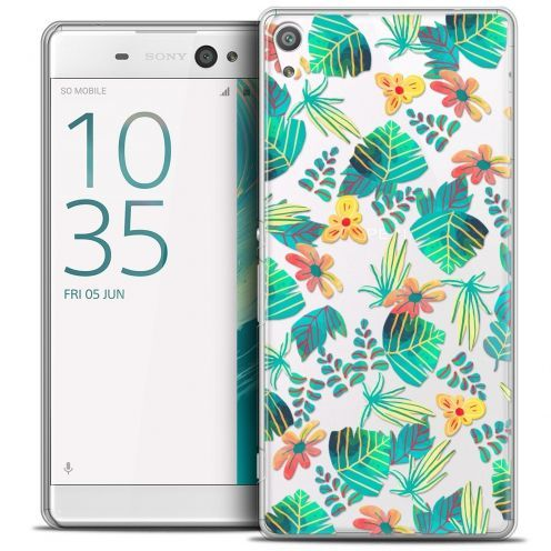 "Coque Crystal Rigide Sony Xperia XA Ultra 6"" Extra Fine Spring - Tropical"
