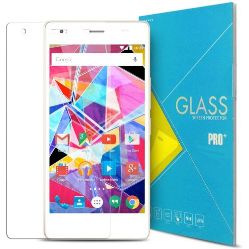 """Glass Pro+ Ultra HD 9H 0.33 mm Tempered Glass Screen Protector for Archos Diamond S 5"""""""