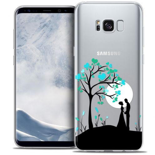 Coque Crystal Gel Samsung Galaxy S8+/ Plus (G955) Extra Fine Love - Sous l'arbre
