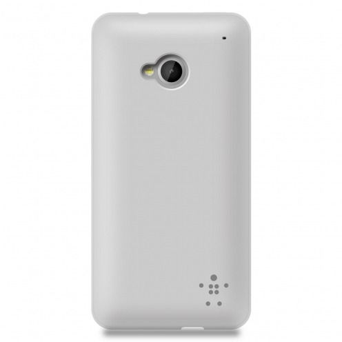 Coque Belkin® Grip Sheer Matte Clear pour HTC One